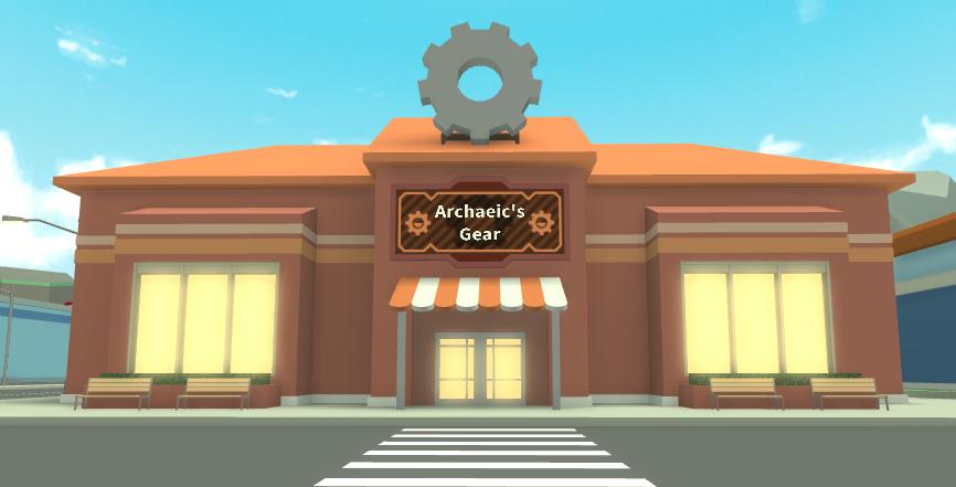 Archaeic's Gear | Roblox High School 2 Wiki | FANDOM powered by Wikia