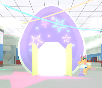 Scaled Eggducator Roblox High School 2 Wiki Fandom