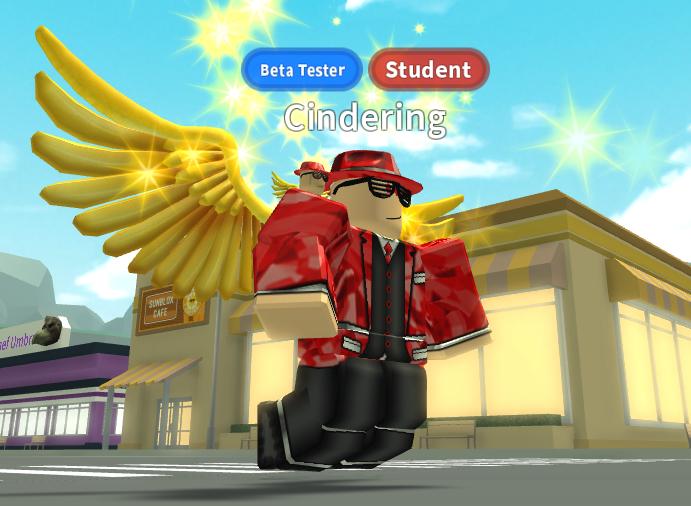 Beta Tester Rewards Roblox High School 2 Wiki Fandom - roblox roblox high school 2 wishing well