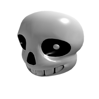 Sans Head | Roblox Horror Mansion Wiki | Fandom