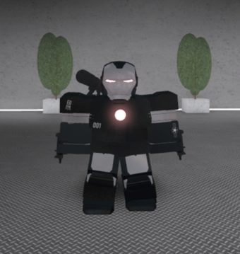 Mark 1 War Machine Roblox Ironman Simulator Wiki Fandom