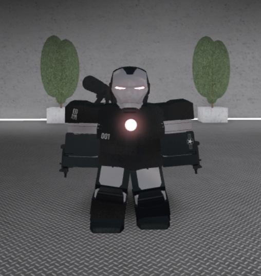 Mark 1) War Machine | ROBLOX Ironman Simulator Wiki | FANDOM powered