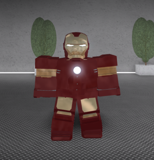 Mark 3 Roblox Ironman Simulator Wiki Fandom