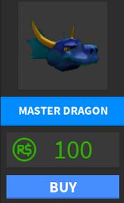 Master Dragon | Roblox Medieval Warfare: Reforged Wiki