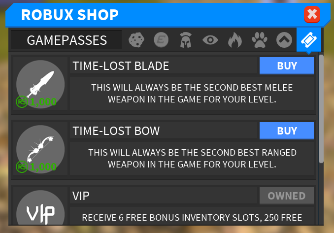 All Roblox Game Passes Free Gamepasses Roblox Medieval Warfare Reforged Wiki Fandom