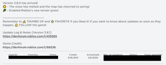 Roblox Xbox One Changelog Update Log Roblox Medieval Warfare Reforged Wiki Fandom