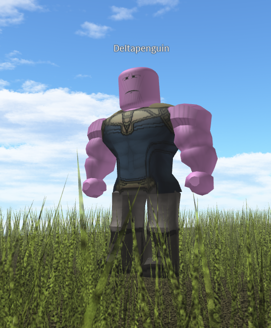 Thanos Roblox Marvel Universe Wikia Fandom Powered By Wikia - regret in your tears roblox id code