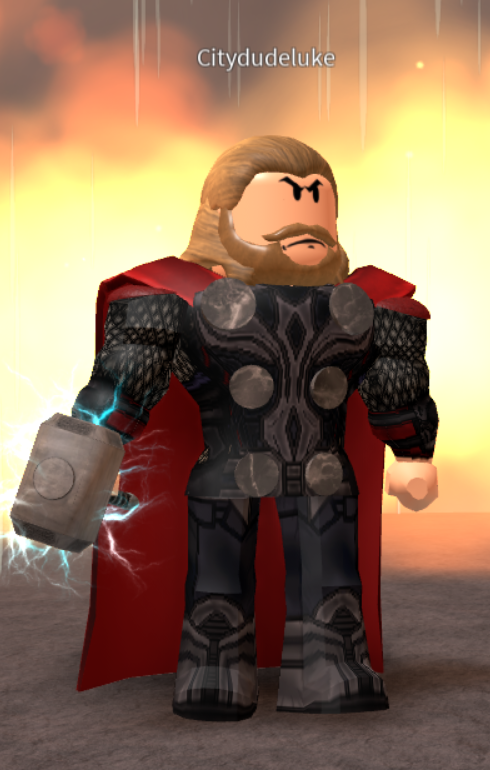Thor Roblox Marvel Universe Wikia Fandom Powered By Wikia - roblox time travel adventures all artifacts sub zero