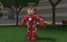 How To Get Stretched Resolution In Roblox Roblox Cheat - Iron Man Roblox Marvel Universe Wikia Fandom Powered By