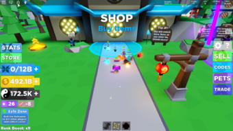 Shop Roblox Ninja Legends Wiki Fandom