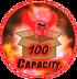 100 Capacity
