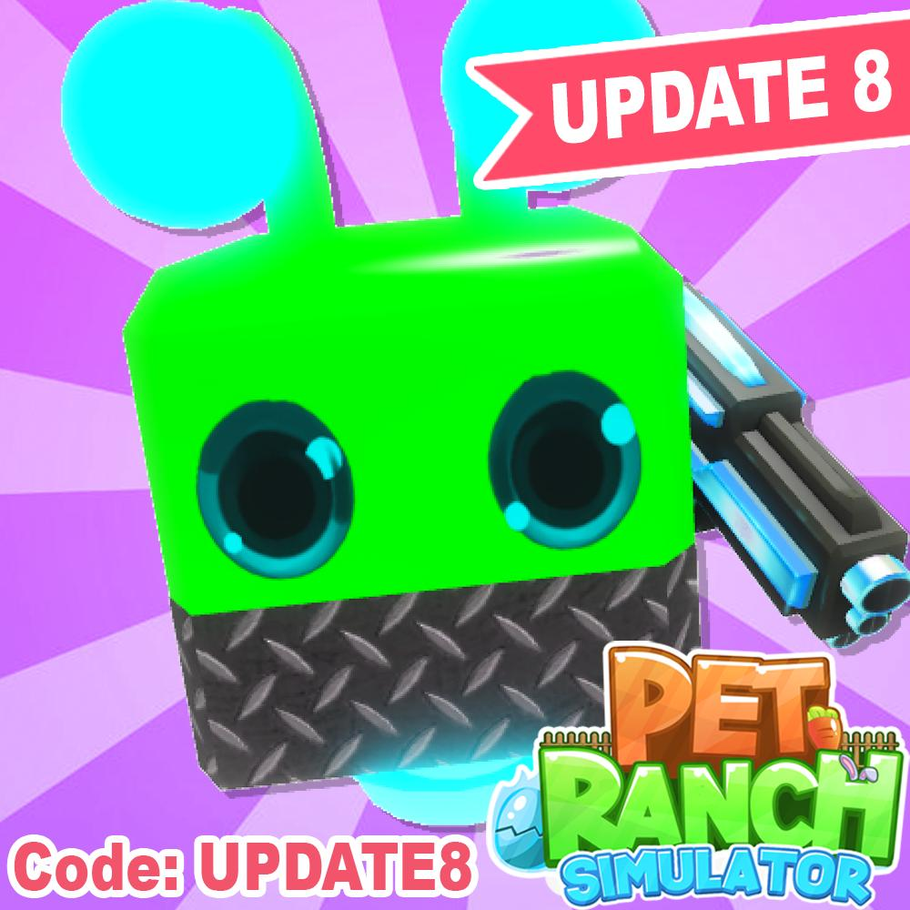 Codes In Roblox Pet Ranch Simulator