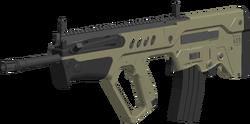 TAR-21 angled