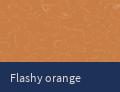 SplatterCaseFlashyOrange