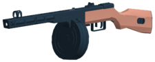 PPSH angled