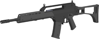 The New G36c Is Bad Roblox Phantom Forces New Update New G36 Models G36 Phantom Forces Wiki Fandom
