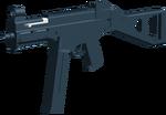 UMP45 angled