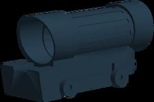 M145 angled
