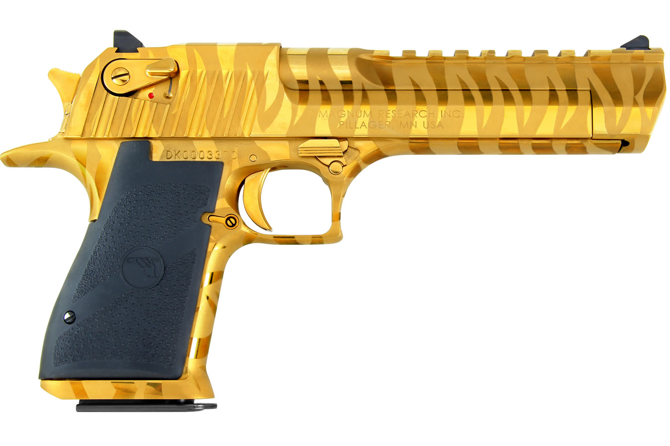 Desert Eagle Gold Tiger 2