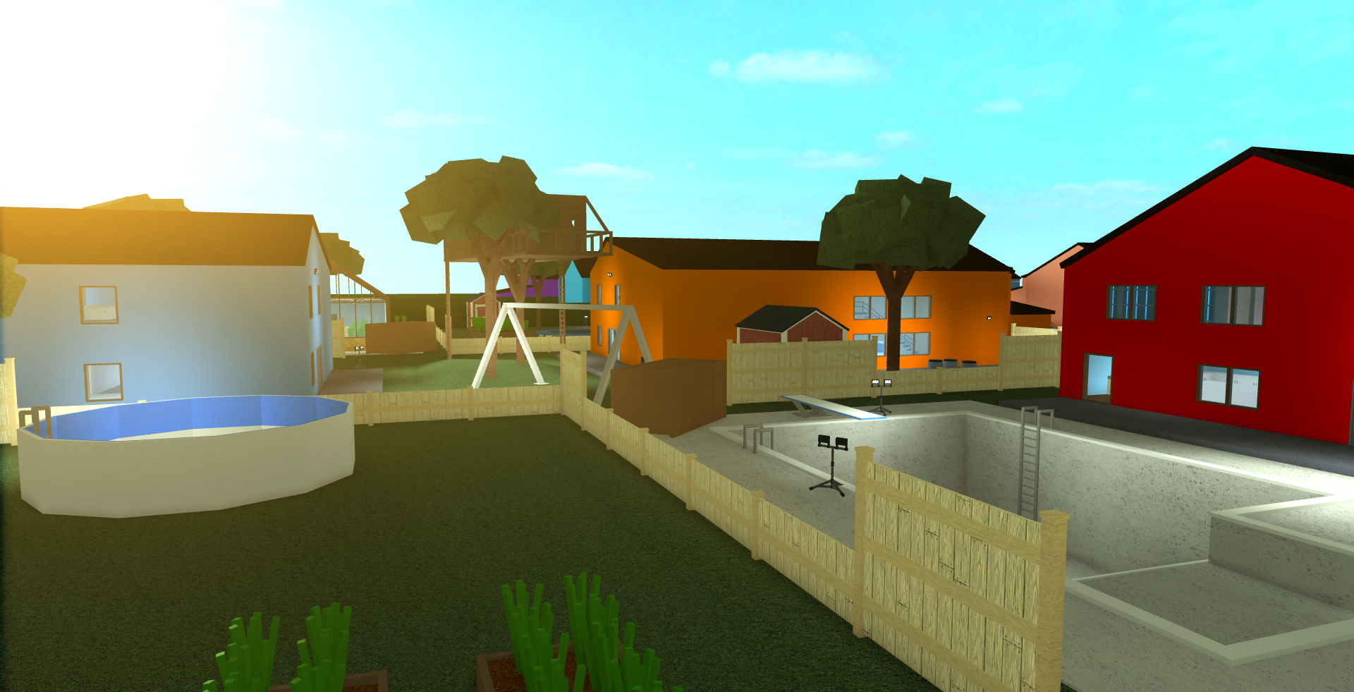 Suburbia | Phantom Forces Wiki | FANDOM powered by Wikia on smallest map cod, smallest halo map, smallest map in advanced warfare,