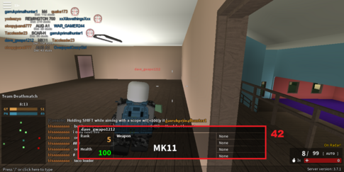 How to make your rank pop above your head roblox