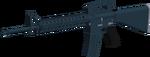 M16A3 angled