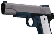 M45A1 slideL closeup