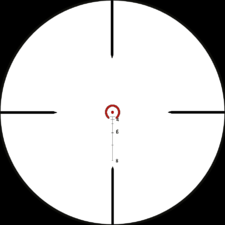 VCOG reticle old