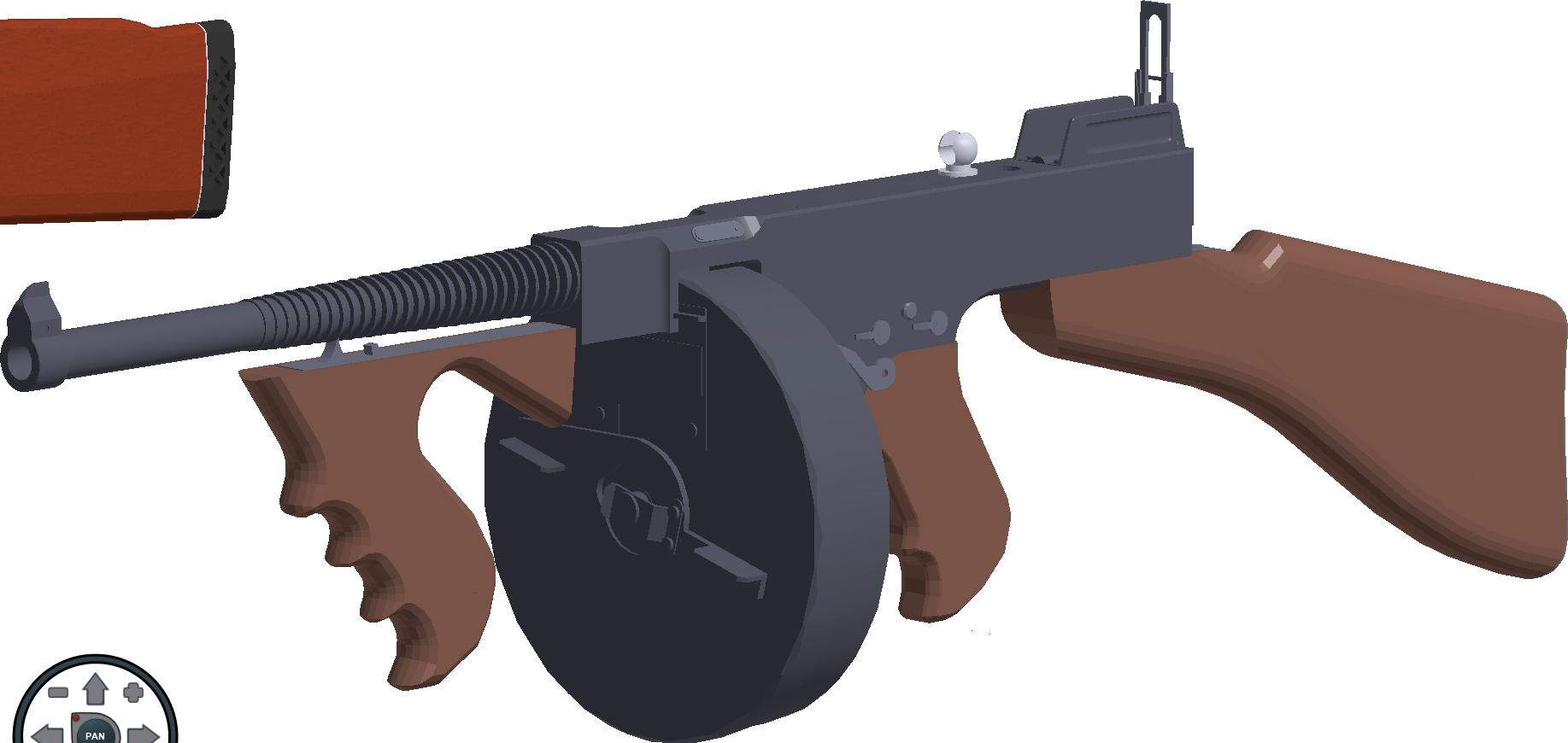 Tommy Gun | Phantom Forces Wiki | FANDOM powered by Wikia