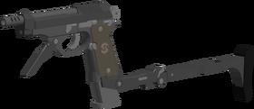 M93R raffica angled