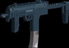 MP7 angled