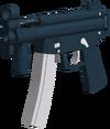 MP5K angled