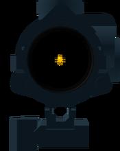 TA33 ACOG aim