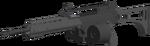 MG36 angled