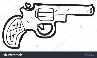 Stock-photo-cartoon-gun-102932903asdfasdfawrdfw