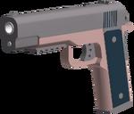 M1911 angled alpha