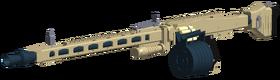 MG3 angled