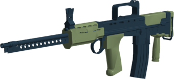 The New G36c Is Bad Roblox Phantom Forces New Update New G36 Models L86 Lsw Phantom Forces Wiki Fandom