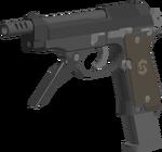 M93R angled