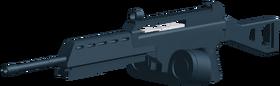 MG36 angled old