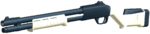 REMINGTON 870 angled new