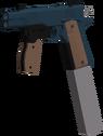 MP1911 angled