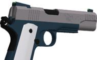 M45A1 slideR closeup
