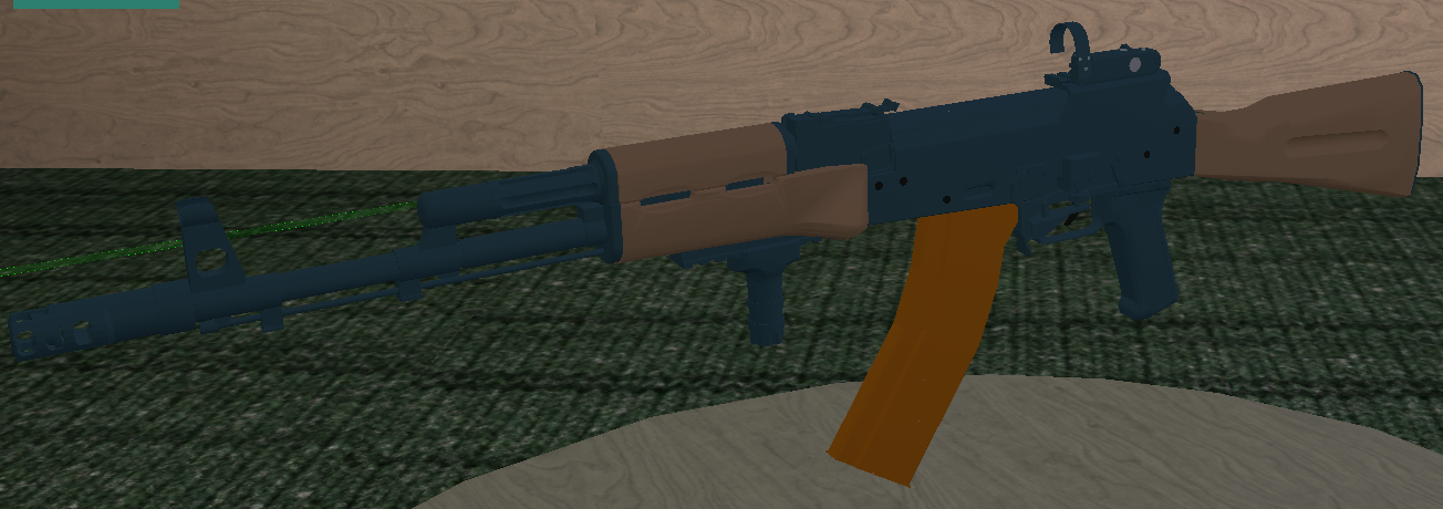 Best Gun In The Game Phantom Forces Wiki Fandom