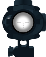ACOG SCOPE aim