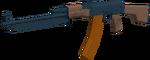 RPK74 angled