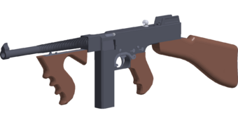 Tommy Gun Phantom Forces Wiki Fandom - roblox phantom forces scar l best attachments