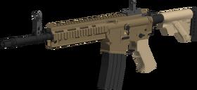 HK416 angled