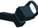 Canted Delta Sight