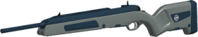 STEYR SCOUT angled